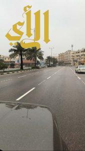 امانة  الشرقية : انخفاض  منسوب تجمعات مياه الامطار