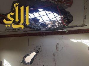 شظايا مقذوف عسكري حوثي يصيب 4 مقيمين في نجران