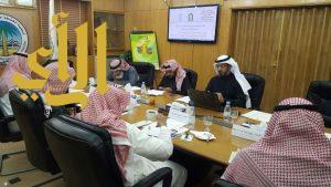 اجتماع تنسيقي بين الكشافة و وزارة الشؤون الاسلامية لخدمة الحجاج والمعتمرين