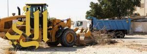 بلدية النعيرية حملة نظافة تشمل جميع مناطق المحافظة