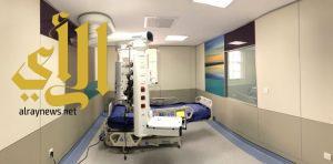 """""""الصحة"""" تنهي مشروع تطوير وتجهيز قسم العنايات المركزة بمستشفى عسير"""