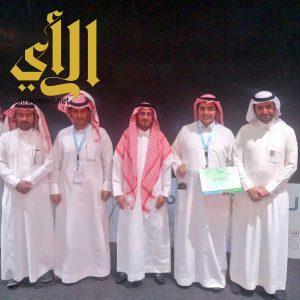 تعليم عسير الثاني في أولمبياد الإبداع على مستوى المملكة