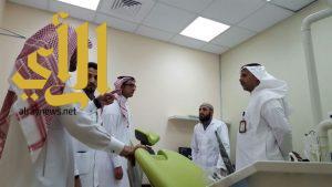 افتتاح عيادتي الأسنان وجراحة الوجه والفكين بمستشفى محافظة أحد رفيدة