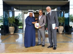 تعاون مشترك بين الايسيسكو والاتحاد العربي لرواد الكشافة والمرشدات