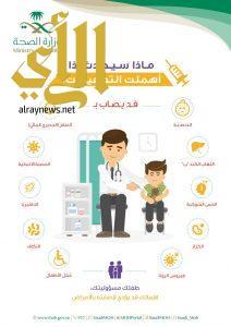 """""""الصحة """" تحذر من إهمال التطعيمات للأطفال"""