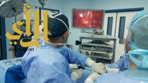 إزالة الزائدة الدودية بالمنظار لأول مرة بمستشفى محافظة أحد رفيدة الجديد