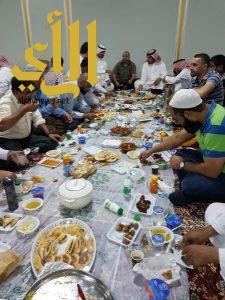 وكالة جامعة الأمير سطام بن عبدالعزيز تقيم إفطاراً جماعياً لمنسوبيها