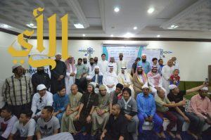 تكريم الفائزين بالمسابقة الرمضانية باللغة الإنجليزية في أبها