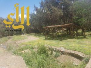بلدية بني حسن تنهي استعداداتها في تجهيز المنتزهات لاستقبال الزوار