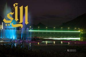 وكيل إمارة منطقة الباحة يطلق فعاليات صيف المندق
