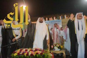 وكيل إمارة منطقة الباحة يرعى حفل معايدة بني حسن ويدشن فعاليات الصيف