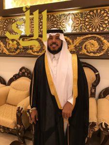العقيد ركن حسين  آل جلفان يحتفل بزواجه