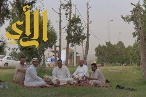 """""""منتزه جدر"""" واحة سياحية رائدة بمحافظة الباحة"""