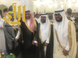 الغامدي يحتفل بزواج أبناءه سامي وعبدالله