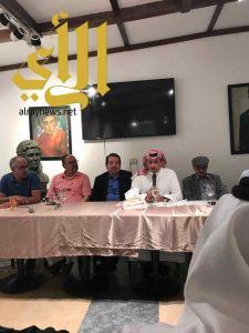 انطلاق فعاليات الملتقي السعودي المصري الأول للفن التشكيلي