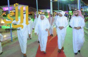 محافظ بلجرشي يلتقي متعهدي الشركات المنظمة لفعاليات الصيف بمدينة الباحة