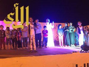 إقبال كبير على فعاليات مهرجان بني حسن 38 بمنطقة الباحة