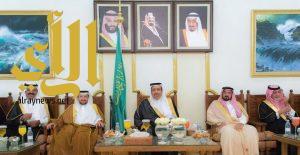 سمو أمير منطقة الباحة يستقبل أعلاميو المنطقة