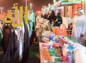 3 آلاف أسرة منتجة تضفي لمسة وطنية في مهرجان صيف الباحة