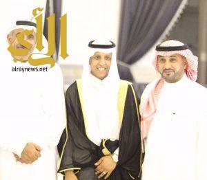 عبد المجيد يحتفل بزواجه بحضور عدد من الشخصيات البارزة