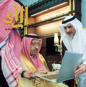 أمير منطقة الباحة يدشن مبادرات جامعة الباحة لتنمية الابتكار وريادة الأعمال