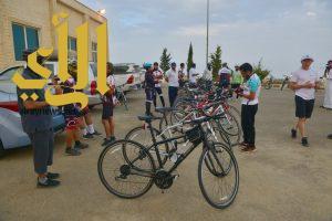 """لأول مرة في الشرق الأوسط انطلاق فعالية """"دراجتي برؤيتي """" بالباحة"""