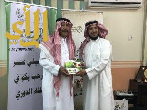 فيصل بن ثنيان ال سعود يزور المجلس التنسيقي بعسير