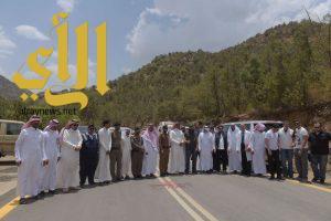 """تنافس على لقب """" تحدي الباحة """" بمحافظة بني حسن"""