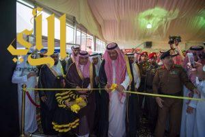 الأمير حسام بن سعود يدشن فعاليات مهرجان العسل الدولي العاشر