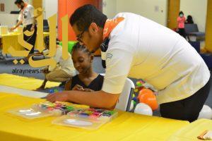 برنامج ترفيهي كشفي للأطفال المرضى بمستشفى الملك عبدالله التخصصي