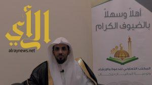 ملتقى نخال الدعوي يواصل فعالياته