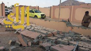 سقوط مقذوفات حوثية عسكرية على أحياء سكنية بنجران