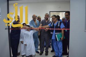 افتتاح قسم جراحة اليوم الواحد بمستشفى الملك فيصل بمكة