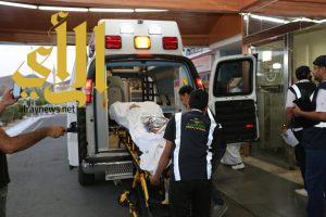 الصحة تبدا في تفويج الحجاج المرضى من مستشفيات المدينة المنورة