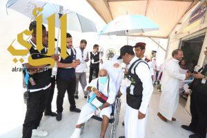 الصحة: أكثر من (١١) ألف حاج راجعوا مستشفيات عرفات يوم الوقفة