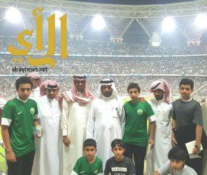 اتحاد كرة القدم يستضيف أبناء الشهداء من ظهران الجنوب
