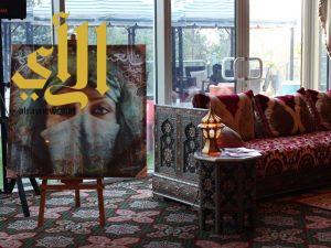 لأول مرة التراث والأصالة المغربية تتألق في أبها