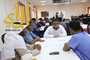 صحة مكة تدشن ورشة التطوير الفني للمراكز الصحية