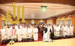 صحة مكة تحتفي بأبطال الحج لهذا العام