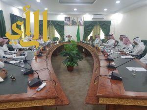 محافظة القرى تستعد لليوم الوطني 87 بمسيرة وطنية وحفل للأهالي