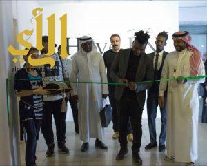 انطلاق المعرض الفني الأول لفريق النبل في جدة