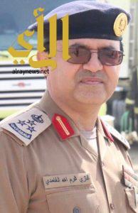 مدير دفاع مدني نجران يهنيء حكومتنا الرشيدة بمناسبة اليوم الوطني