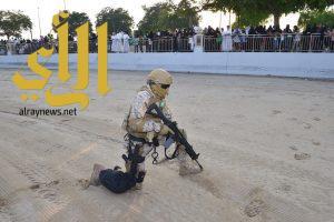 عروض جوية وبحرية ومعارض للقوات المسلحة تثري فعاليات اليوم الوطني ٨٧ بالجبيل