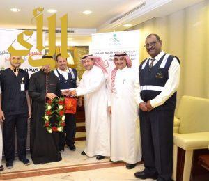 إنطلاق حملة التطعيم بلقاح الأنفلونزا الموسمية في مكة