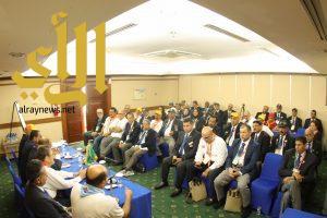 اجتماع لرواد الكشافة العرب ضمن فعاليات المؤتمر الكشفي العالمي في جزيرة بالي الاندونيسية