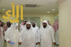 مدير الشؤون الإسلامية بالشرقية يزور مكتب الراكة التعاوني