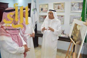 آل حسين يزور جمعية أصدقاء المجتمع الخيريّة بمكة