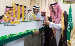أمير الباحة يزور محافظتي الحجرة وقلوة في القطاع التهامي