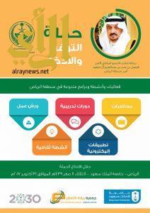 """مدينة الطالبات بجامعة الملك سعود تدشن حملة """"اصرف بحكمة"""".. الثلاثاء"""