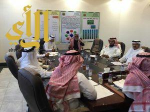 المجلس البلدي لبلدية محافظة سراة عبيدة يعقد جلسته الاعتيادية